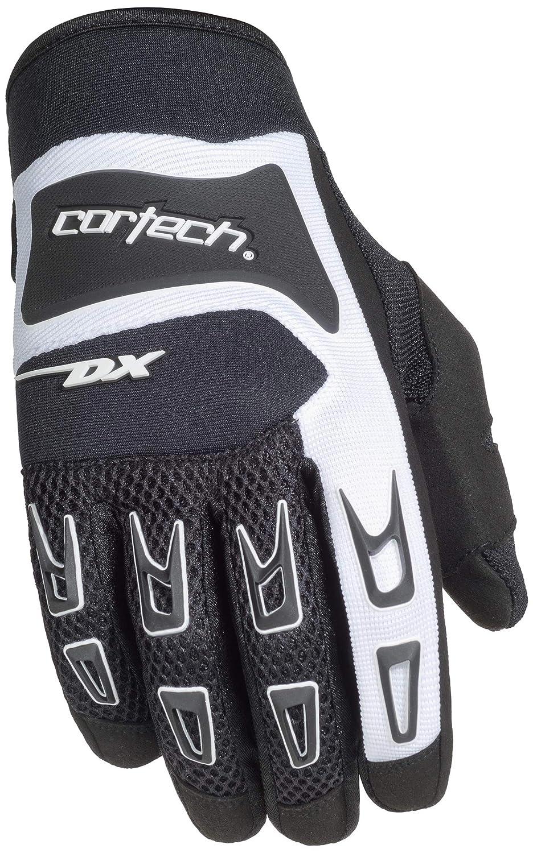 Cortech DX 3 Mens Street Motorcycle Gloves Black//Blue 11