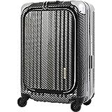 [レジェンドウォーカー] legend walker 6203-50 (マットブラック) ビジネススーツケース 1年保証付 人気機内持ち込み ブランド