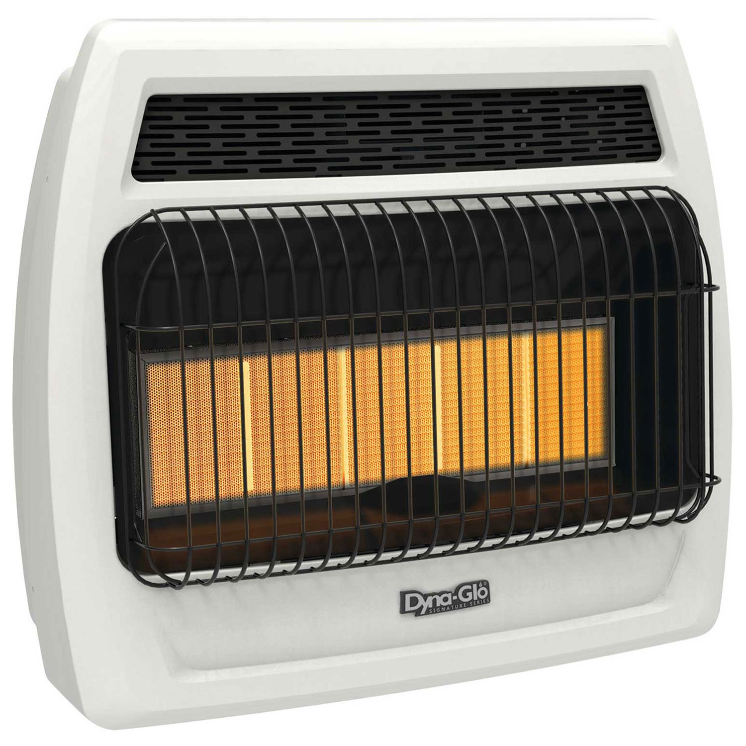 Dyna-Glo IRSS30NGT-2N 30000 BTU NG Infrared Vent Free T-stat Wall Heater