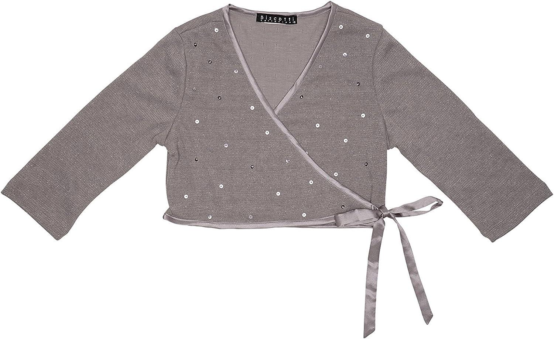 Grey Biscotti Girls 7-16 Gatsby Girl Sweater