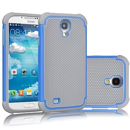 Amazon.com: Tekcoo - Carcasa rígida para Samsung Galaxy S4 ...