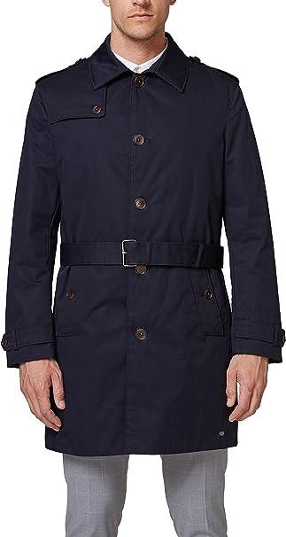 TALLA Large (Talla del fabricante: 50). ESPRIT Collection Abrigo para Hombre