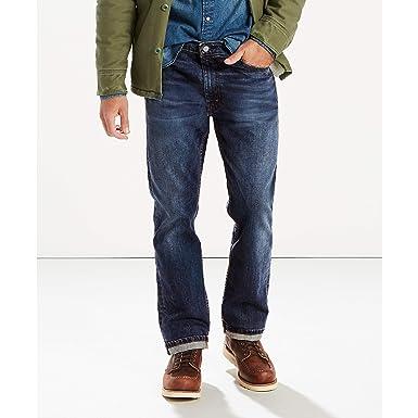 3619943915b Levi's Men's 513 Slim Straight Jean, Ducky Boy-Stretch, ...