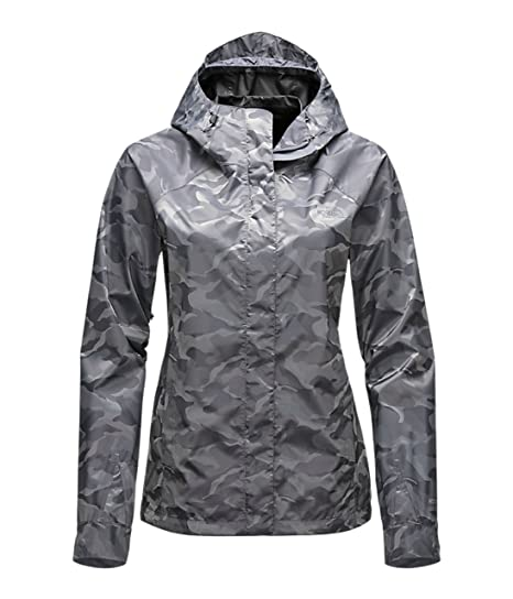 6629cdd88decd Amazon.com: The North Face Novelty Venture Jacket Women's Mid Grey ...