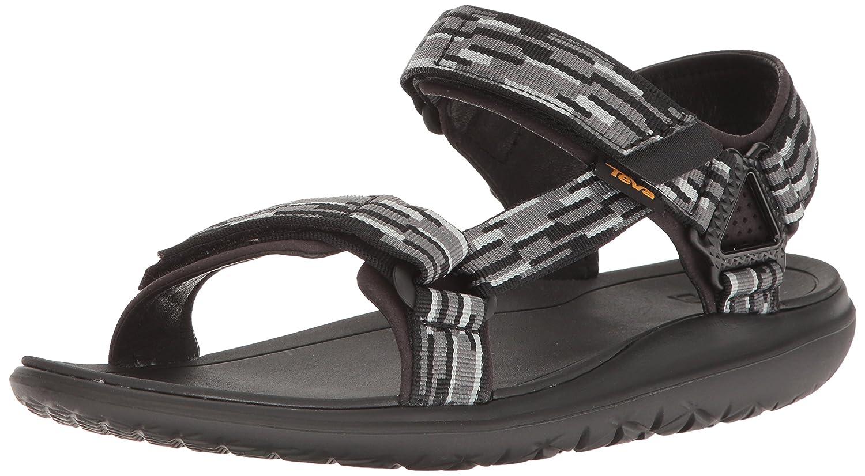 Teva M Terra-Float Univ 2.0, Zapatillas de Atletismo para Hombre 43 EU|Multicolor (Tancion Black/Grey Tbgy)