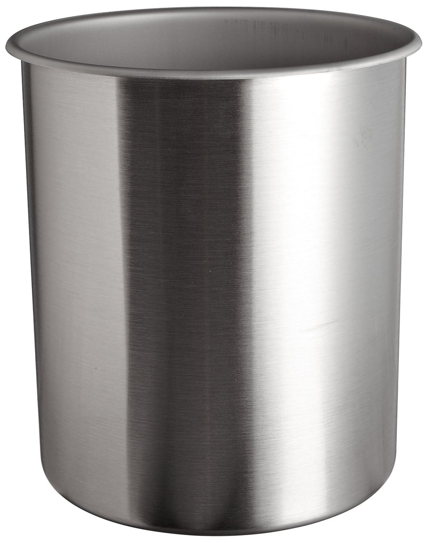 Polar Ware 12Y Beaker, 11-1/8' H X 9-3/4' O.D. X 9-1/8' I.D., 11, 400 ml Capacity 11-1/8 H X 9-3/4 O.D. X 9-1/8 I.D. 1527C85EA