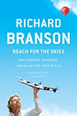 Reach for the Skies: Ballooning, Birdmen, and Blasting into Space Hardcover