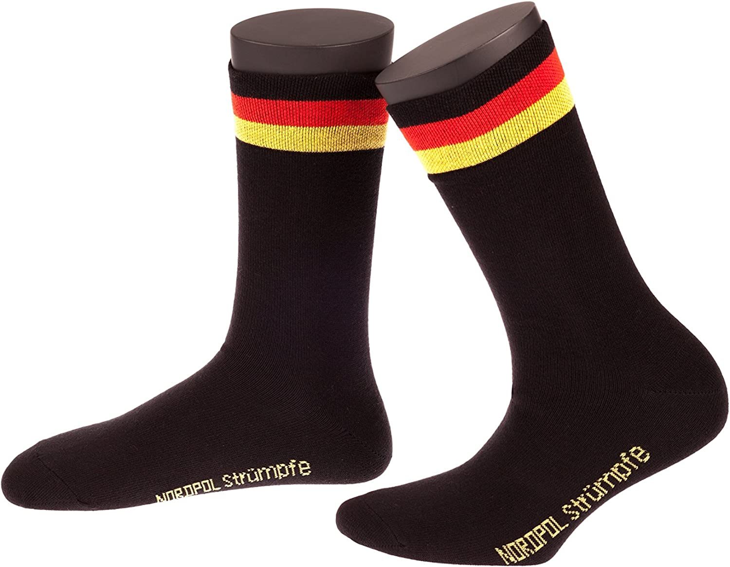 Women Men Vintage USA Spain Flag Athletic Crew Socks