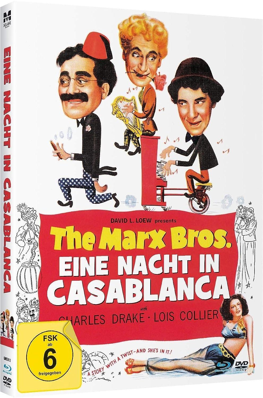 The Marx Bros. - Eine Nacht in Casablanca - Limited Mediabook ...