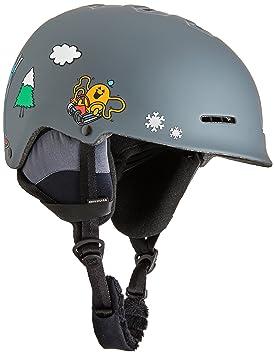 Quiksilver Empire Mr Men Snowboard/Casco de esquí, Otoño-Invierno, Hombre,