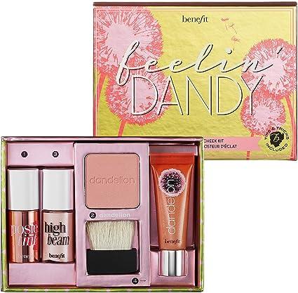 Benefit (Exclusivo Sephora) - Estuche de regalo labios/mejillas feelin dandy: Amazon.es: Belleza