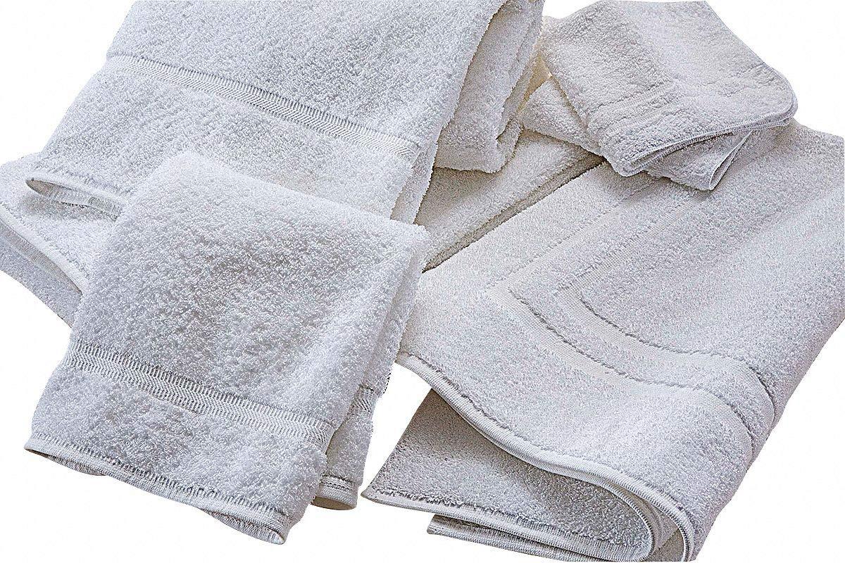 66'' x 35'' 100% Cotton Bath Sheet Towel, White; PK12