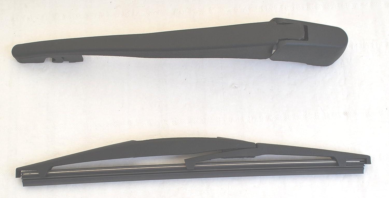 Exact Fit RA751 - Limpiaparabrisas trasero (25 cm): Amazon.es: Coche y moto