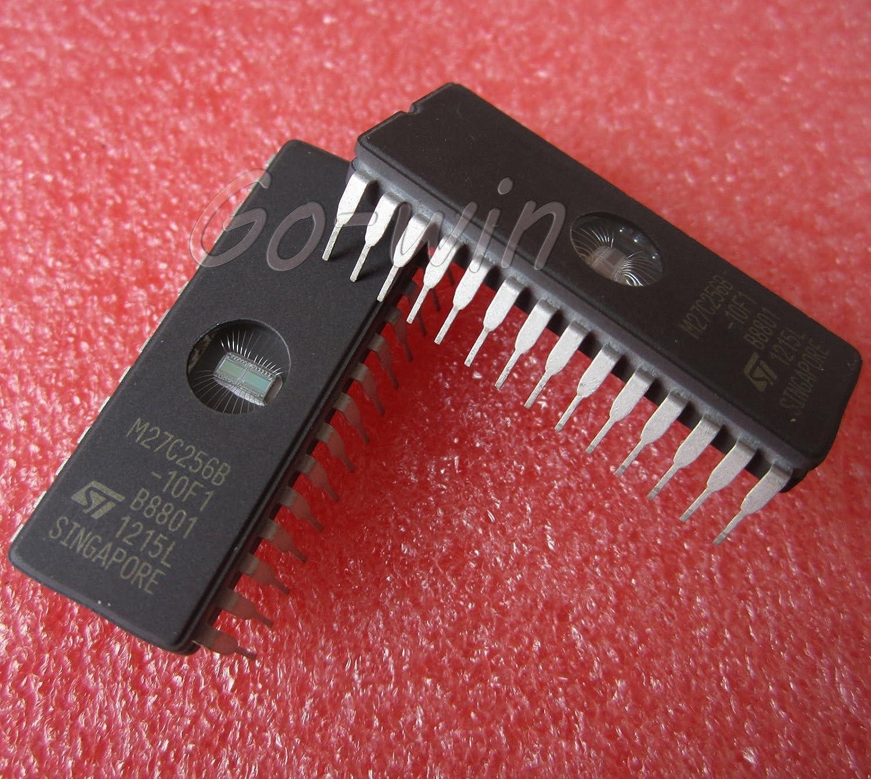 1PCS M27C256B-10F1 IC 27C256 CDIP-28 ST M27C256B-10F1