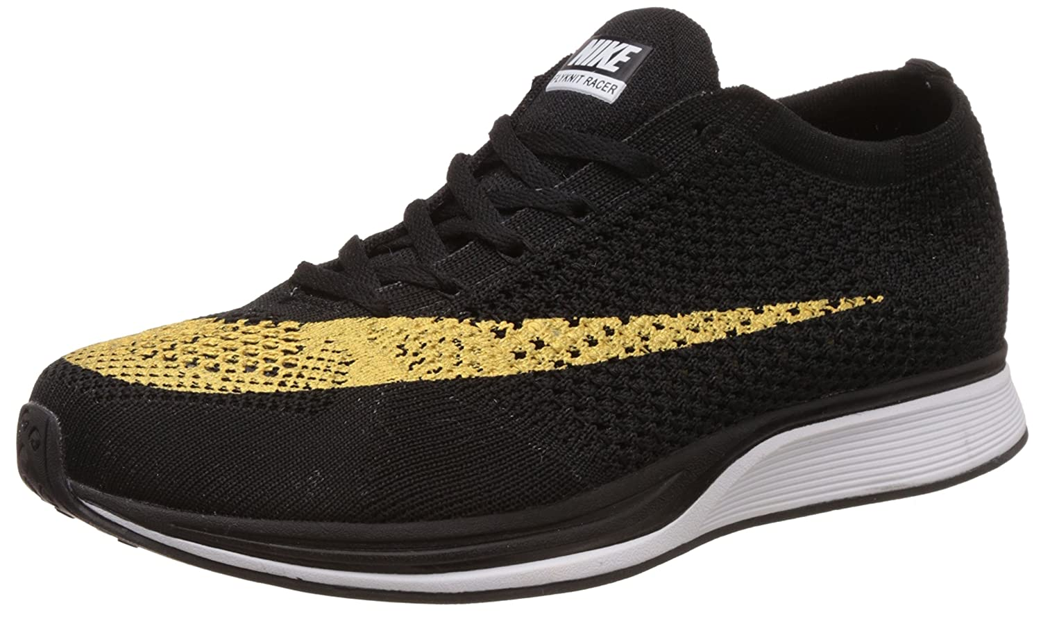Nike Men's Flyknit Racer Running Shoes: Buy Online at Low Prices in India -  Amazon.in