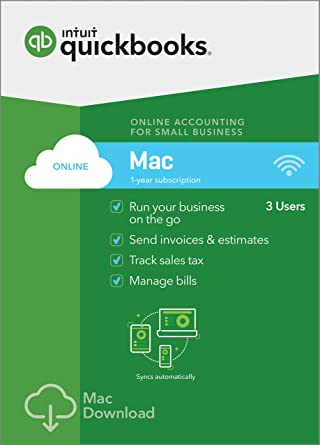 Amazoncom QuickBooks Online Plus Small Business Accounting - Small business invoicing software for mac