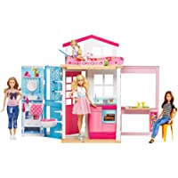 Mattel Barbie DVV47 - Barbie'nin Portatif Evi