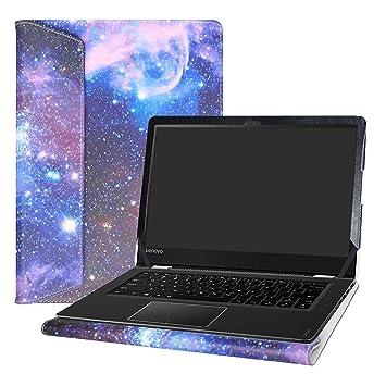 """d0ec3fc87b Alapmk Spécialement Conçu Protection Housses pour 14"""" Lenovo Yoga 510  14 Portable (Pas Compatible"""