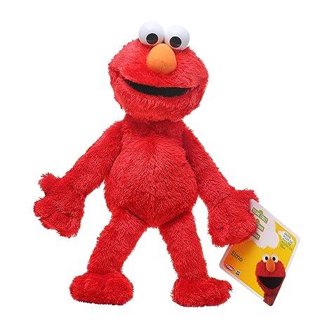 ca35b5c3c2 Image Unavailable. Image not available for. Color  Sesame Street Playskool  Elmo Jumbo Plush