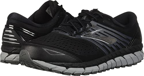 Brooks Men's Beast '18 Black/Grey/Silver 12 EE US