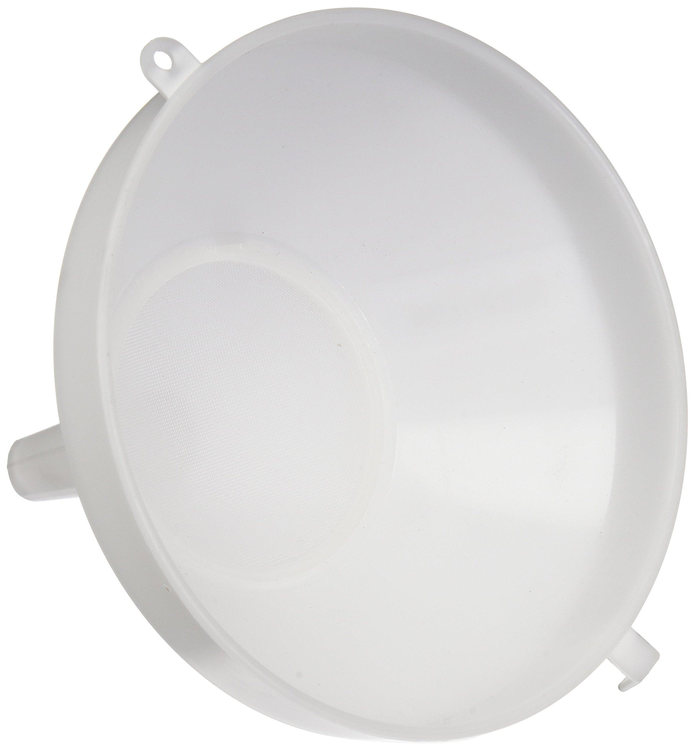 Plastic Funnel with Strainer 8'' by Learn To Brew LLC (Image #1)