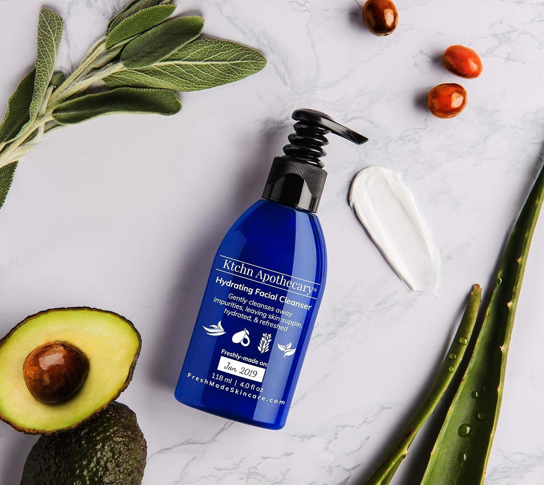 Amazon.com: Limpiador facial hidratante, paquete de de 1: Beauty