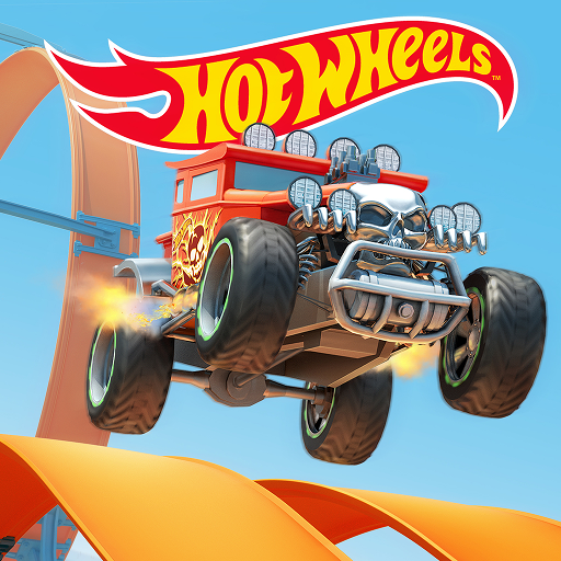 Wheels Hot Games - Hot Wheels: Race Off