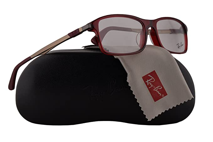 c3b0744c86 Image Unavailable. Image not available for. Colour: Ray Ban RX7017F ...