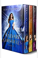 The Andari Chronicles Box Set 1: Three Romantic Fairy Tale Retellings (The Andari Chronicles Boxed Sets) Kindle Edition