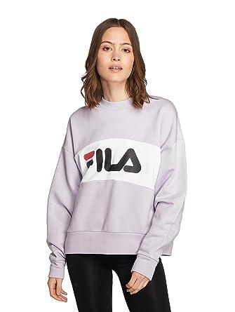 Fila Damen Pullover Leah: Amazon.de: Bekleidung