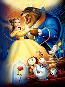 Mingki Beauty and The Beast (1991) Movie Poster - 18 × 24 Inch