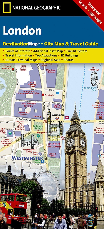 Read Online London (National Geographic Destination City Map) pdf epub