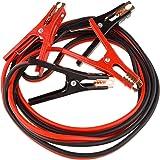 Jumper Cables Stalwart - 12 Ft. - 8 Gauge with Storage Case