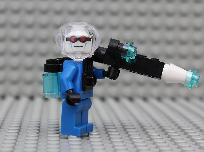 "Mr. Freeze - LEGO 2"" Batman Figure"
