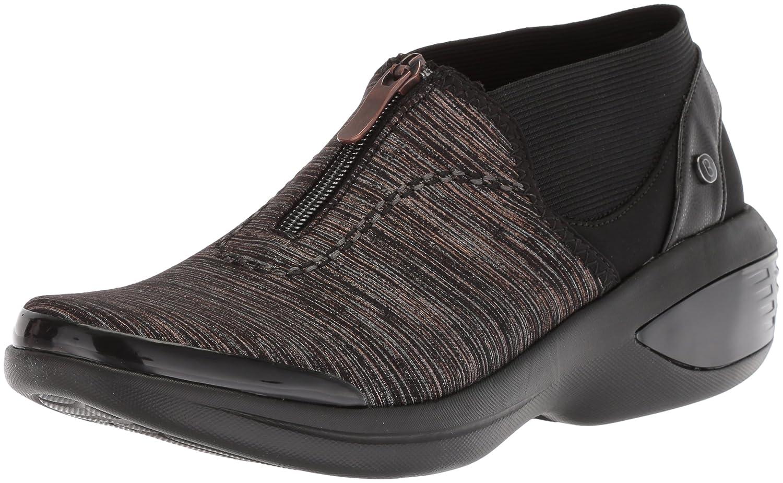 BZees Women's Fling Sneaker B076C7ZZM2 7.5 B(M) US Black Heather