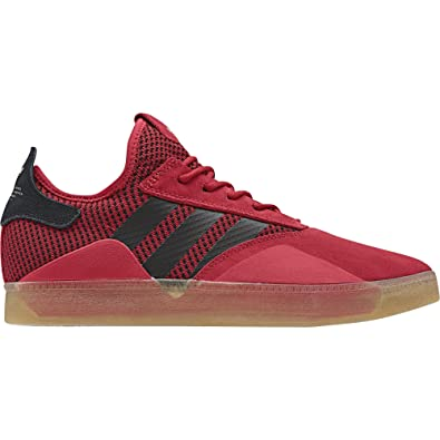 new product 929d5 42fdd adidas Skateboarding 3ST.001, Scarlet-Core Black-Gum, 8,5
