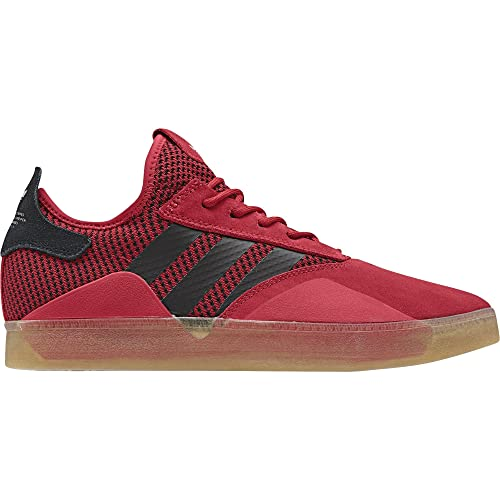 huge selection of 02b69 58287 adidas Skateboarding 3ST.001, Scarlet-core Black-Gum, 9 Amazon.co.uk  Shoes  Bags