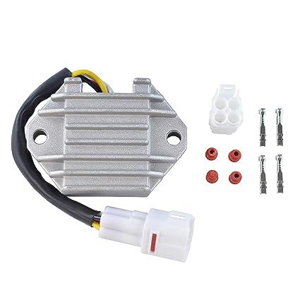 Amazon com: Voltage Regulator Rectifier For Yamaha YFZ 450