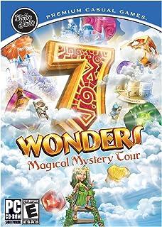 7 Wonders IV: Magical Mystery Tour pc dvd-ის სურათის შედეგი