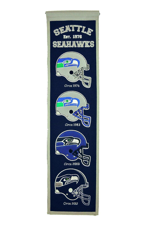 Winning Streak Sports NFL Seattle Seahawks Heritage Banner