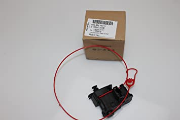 Audi A4 B8 A5 8T tapa de llenado de combustible Lock Mecanismo de Liberación: Amazon.es: Coche y moto