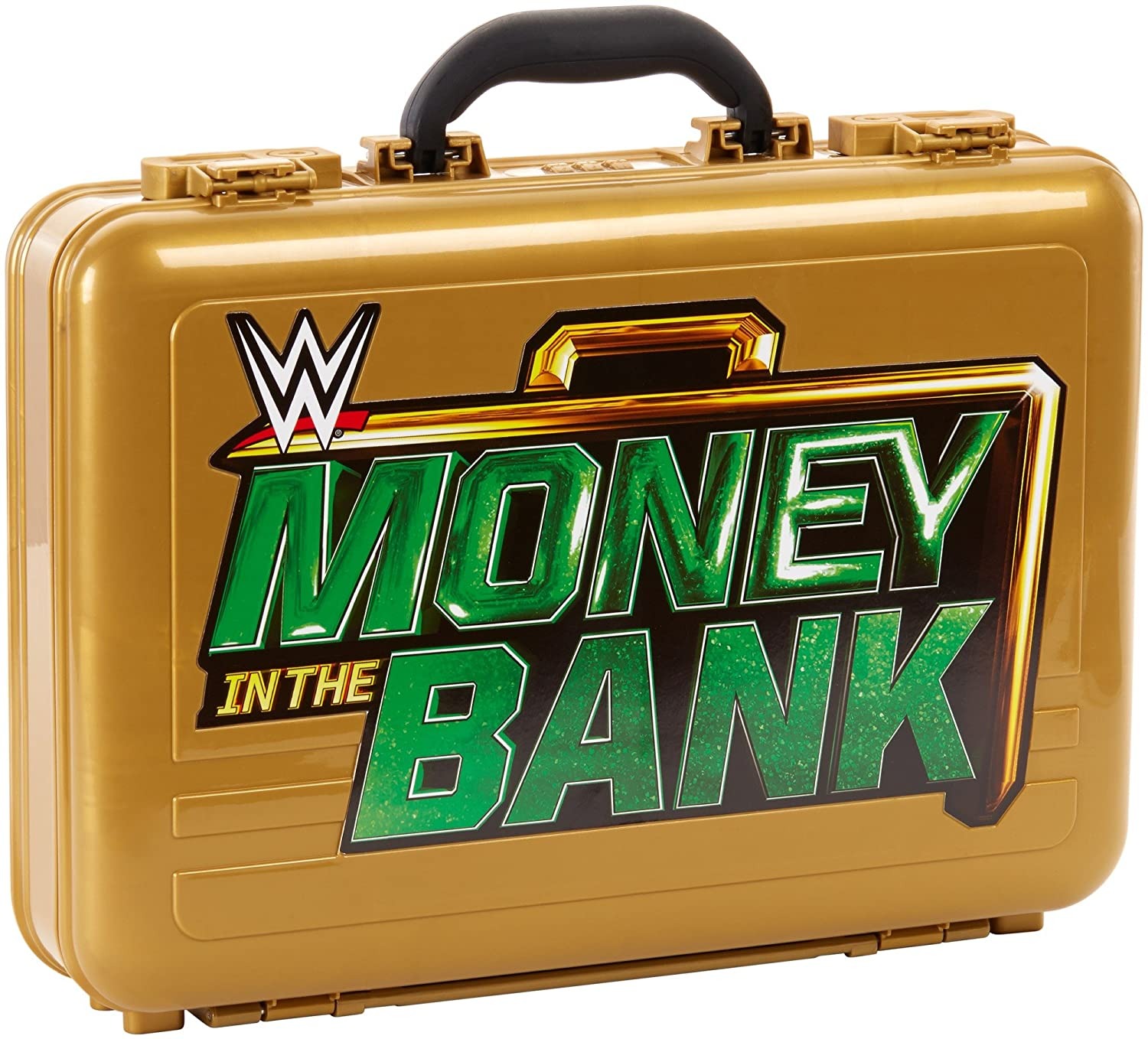 WWE Money In the Bank Collectors Case Mattel FMP34