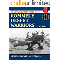 Rommel's Desert Warriors: 1941-1942 (Stackpole Military Photo Series) book cover