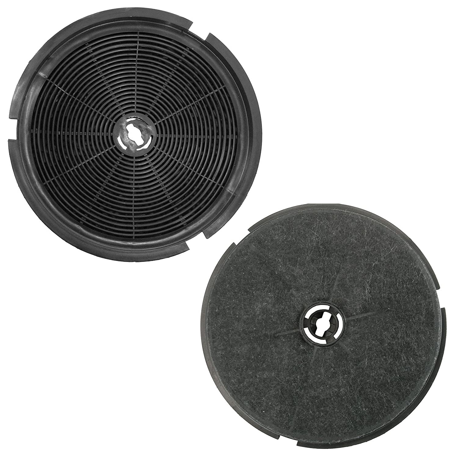 B/&Q Compatible Cooker Hood Carbon Filters Pack of 2