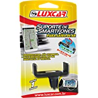 Suporte De Smartfones Para Saída De Ar Luxcar Universal