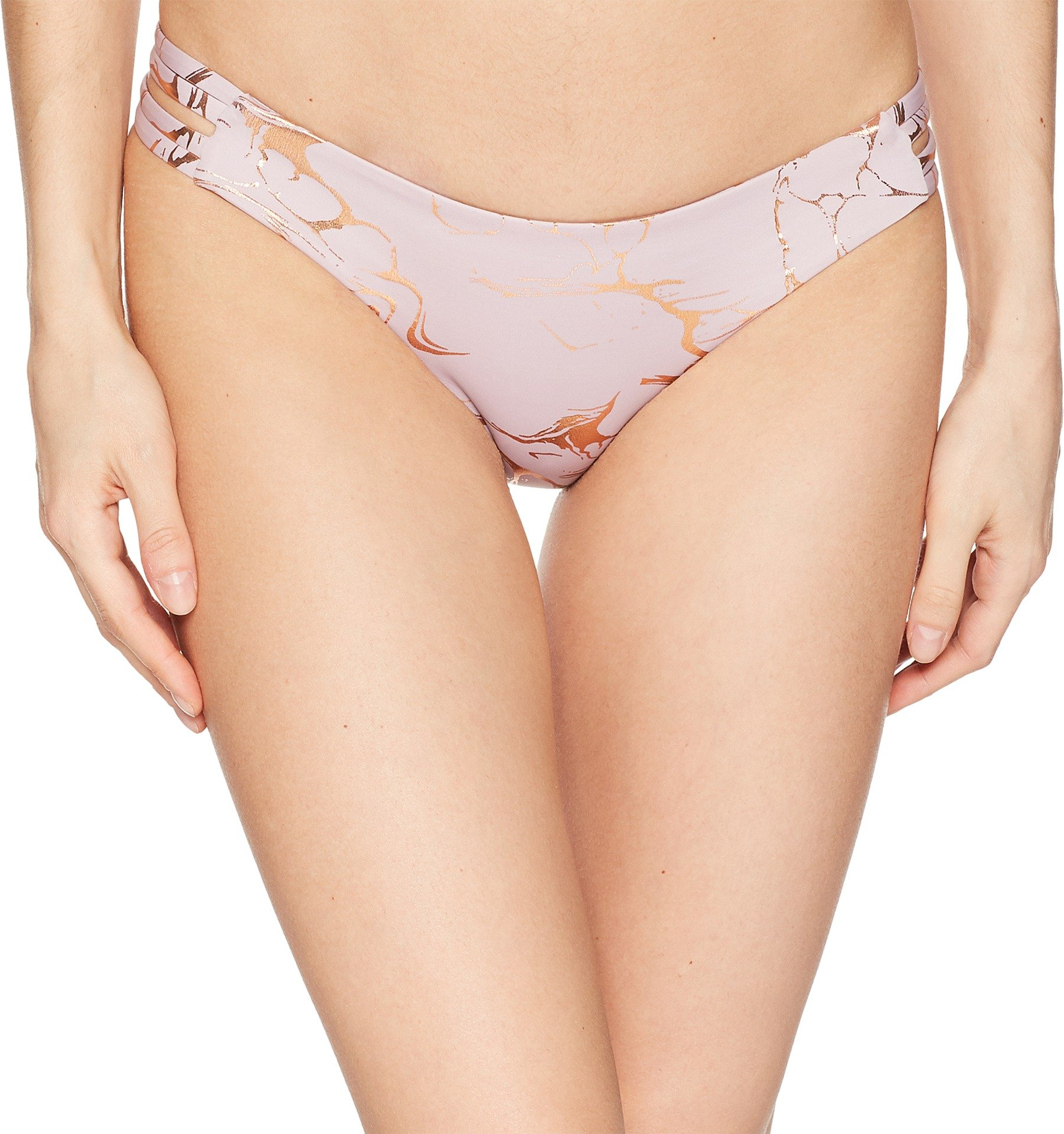 Hurley Women's Quick Dry Max Decay Surf Bottom Elemental Rose Small