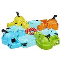 Hasbro Gaming Jeu Hippos Gloutons, 98936