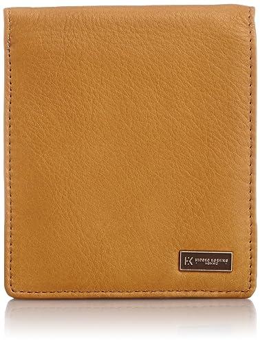 327144400ef8 Amazon   [ヒロコ コシノ オム] 財布 メタルプレート付き二つ折り札入れ ...