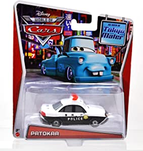 Disney/Pixar Cars Mater's Tall Tales Patokaa (Tokyo Mater) Die-Cast Vehicle