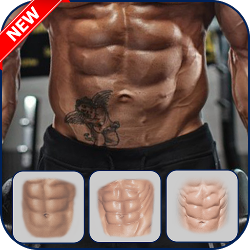 Six Pack Photo Editor - Styles Different Beard Face Shapes For